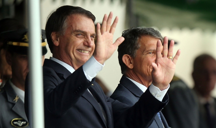 "Jair Bolsonaro será ""diplomado"" pelo TSE nesta segunda-feira, 10. (Foto: Wilton Junior/Estadão Conteúdo)"