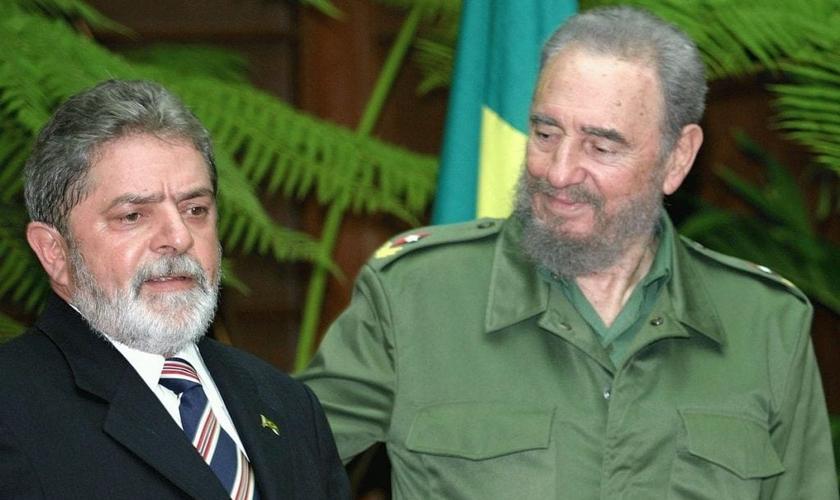 TCU aponta indícios de fraude em contratos entre governos petistas e Cuba que superam R$ 2 bilhões. (Foto: Reprodução/Paraná Portal)
