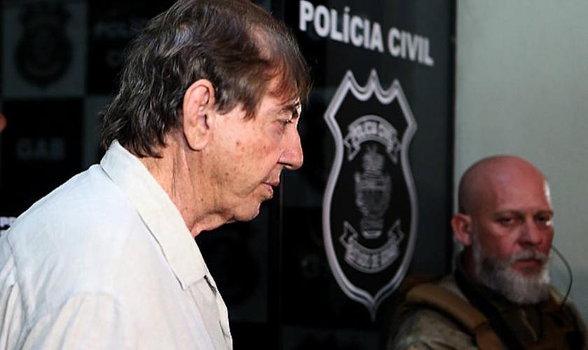 João de Deus é enquadrado em crimes que envolvem fé como objeto de exploração. (Foto: Ernesto Rodrigues/Estadão)