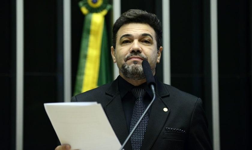 Deputado federal Marco Feliciano teve processo arquivado, após decisão da Justiça. (Foto: Agência Câmara)