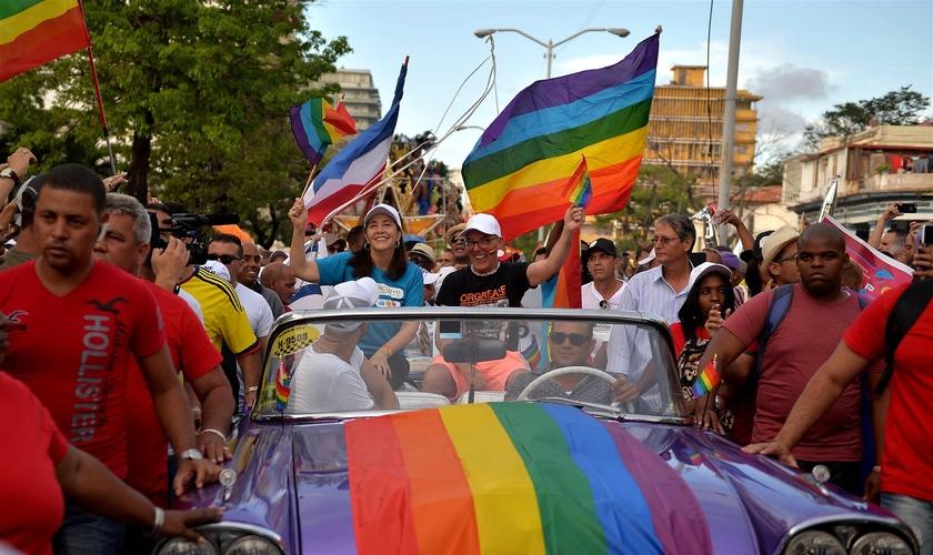 Mariela Castro defende casamento gay em Cuba, mas proposta foi retirada da nova Constituição. (Foto: Yamil Lage/AFP/Getty Images))