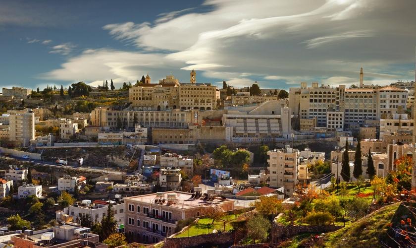 Cidade onde Jesus nasceu tem hoje apenas 20% de cristãos em sua população. (Foto: Pixabay)