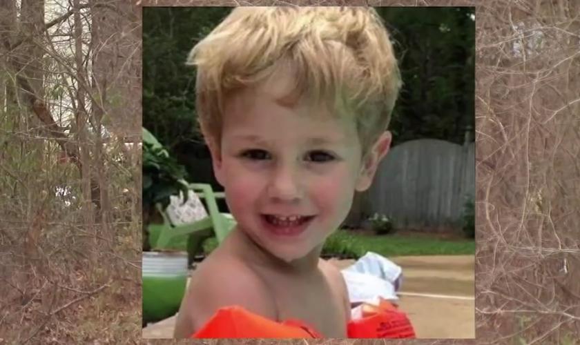 Casey Hathaway, de 3 anos, foi encontrado em floresta em temperatura abaixo de zero grau. (Foto: Reprodução/ABC)