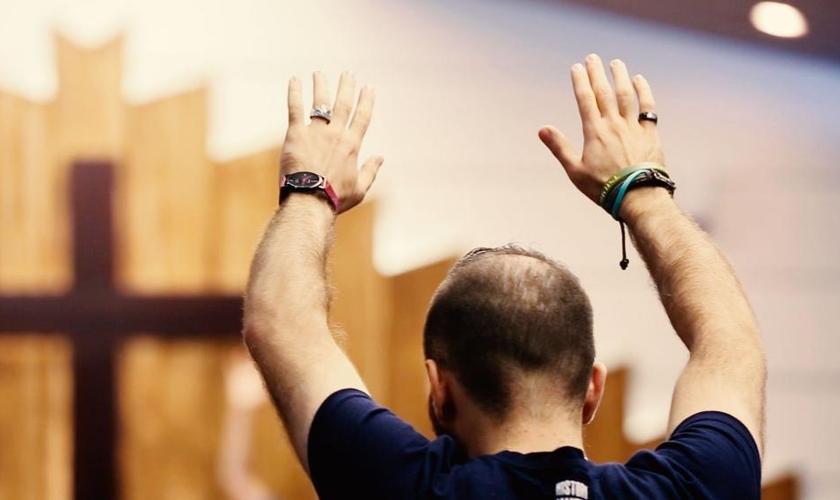 Vale do Silício se prepara para crescer em número de adoradores de Cristo. (Foto: Reprodução/CBN)