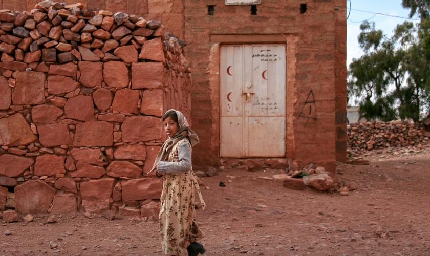Os cristãos iemenitas sofrem a crise humanitária e perseguição religiosa. (Foto: Reprodução/Portas Abertas)