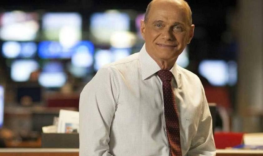 Jornalista e apresentador Ricardo Boechat. (Foto: Reprodução/Internet)