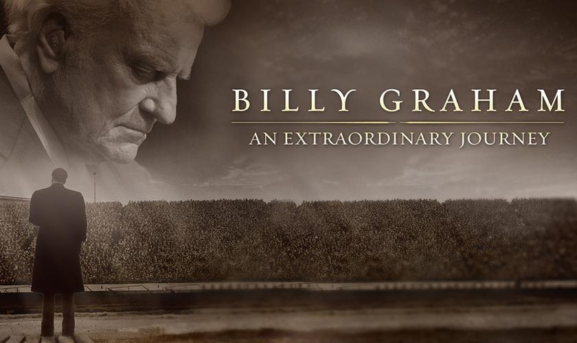 """Resultado de imagem para Netflix lança filme sobre a vida de Billy Graham: """"Vai abençoar muita gente"""""""