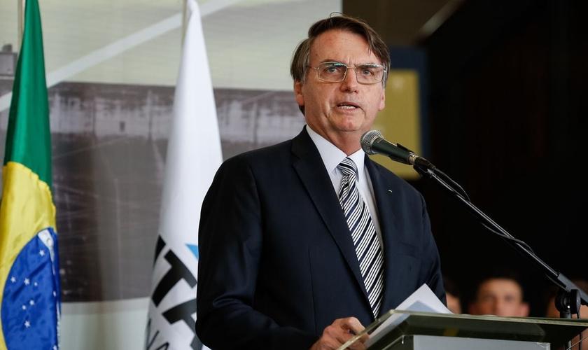 Presidente Jair Bolsonaro. (Foto: Alan Santos/EBC)