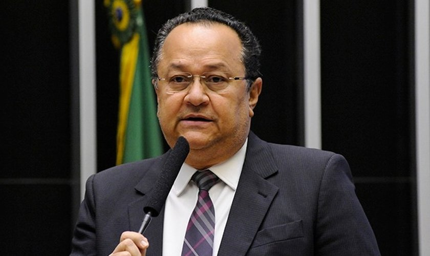 O deputado Silas Câmara foi aclamado presidente da bancada evangélica da Câmara. (Foto: Divulgação/PRB)