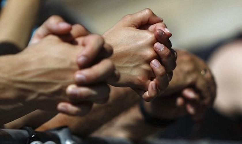 Missionários russos são alvos de lei baseada em restrição religiosa. (Foto: Thomas Peter/Reuters)
