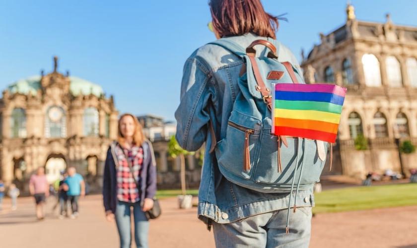 Ministério do Turismo tira incentivo a turismo LGBT. (Foto: Reprodução/Sebrae-SC)