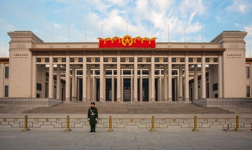 Governo Chinês visa extinção de igrejas domésticas. (Foto: Reprodução/ICC)