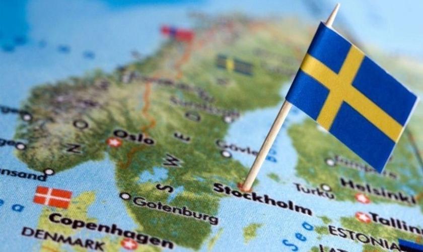 Suécia proíbe orações. (Foto: Reprodução/Facebook)