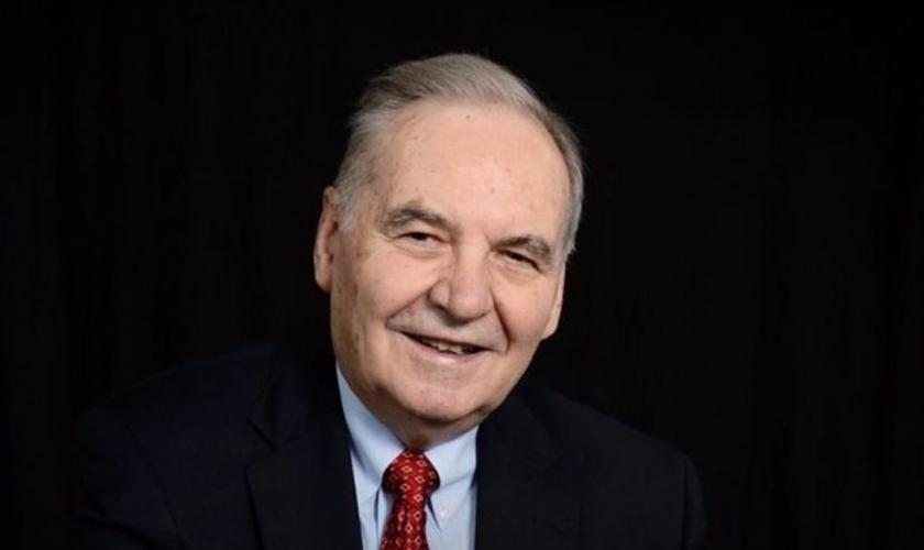 Norman Geisler morre aos 87 anos. (Foto: Reprodução/CBN News)