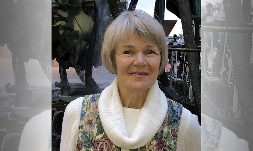Ursula Ibaraki. (Foto: Reprodução/Eternity News)
