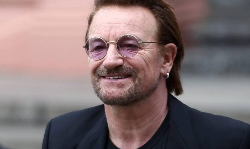 Bono Vox. (Foto: Marcos Brindicci/Getty)