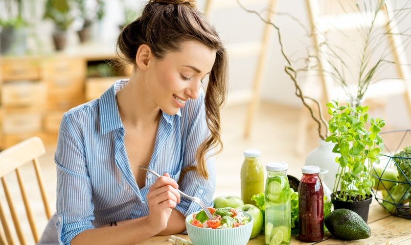 Veja quais são os alimentos que mais contribuem para uma boa digestão. (Foto: Divulgação)