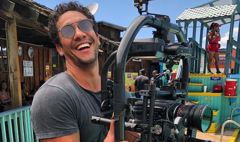 Cineasta Fabiano Caza. (Foto: Divulgação)