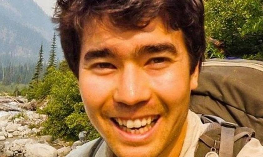 Missionário John Chau. (Foto: Reprodução/Extra)