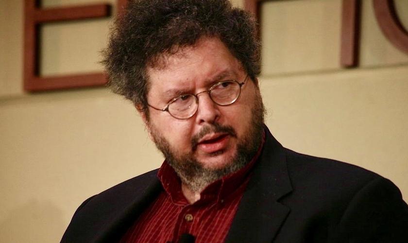 David Hillel Gelernter é um escritor americano e professor de ciência da computação na Universidade de Yale. (Foto: Reprodução/Evolution News)