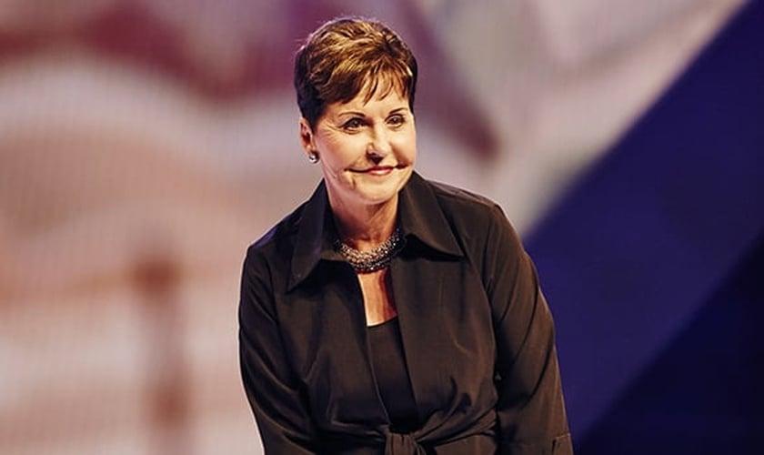 Joyce Meyer diz que quando Deus está prestes a nos promover, enfrentamos uma nova oposição. (Foto: Hillsong)
