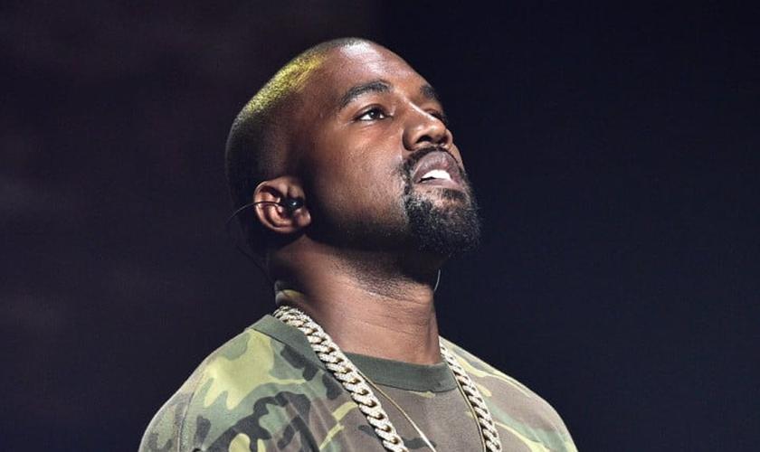 Kanye West falou sobre sua recente conversão ao cristianismo. (Foto: Getty Images/Prince Williams)