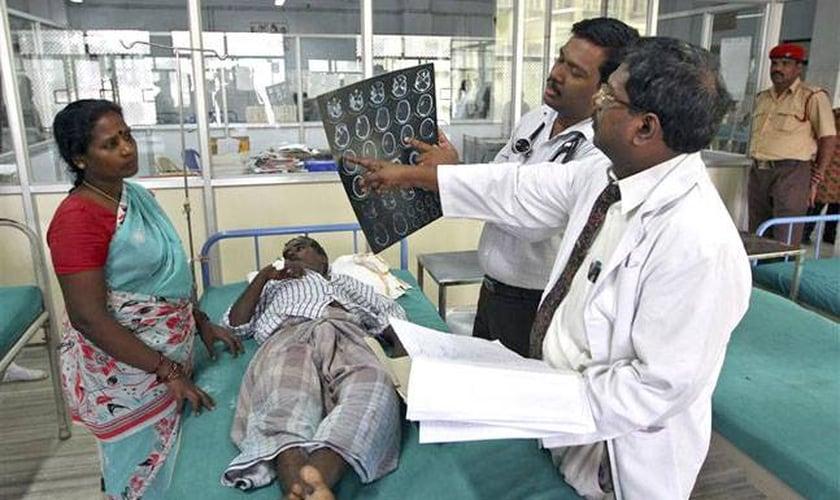 Imagen ilustrativa  Los doctores fueron impactados por la milagrosa recuperación del pastor.  (Foto: Reproducción / India Today)
