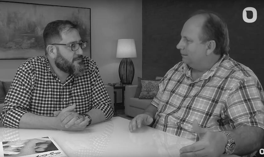 Os pastores Luciano Subirá e Lamartine Posella esclareceram dúvidas sobre o Natal. (Foto: Reprodução/YouTube)