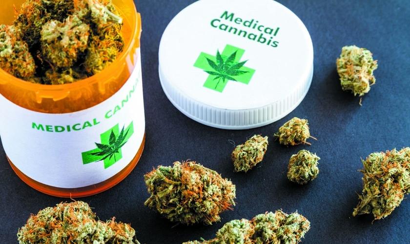 Cannabis é utilizada como medicamento. (Foto: Reprodução/Thinkstock)
