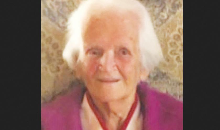 Miss Helen fará 100 anos em março. (Foto: Reprodução/Baptist & Reflector)