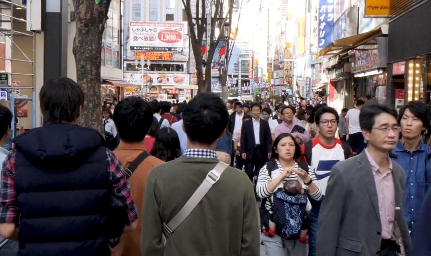 Os missionários no Japão acham que é a hora certa para Deus se mover no país. (Foto: Reprodução/IMB)