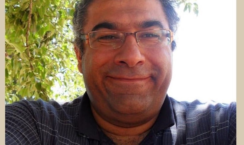 O pastor iraniano Matthias Haghnejad. (Foto: Reprodução/IGFM)