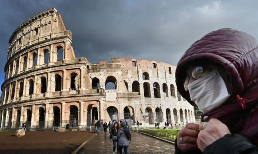 Coronavírus: Itália estende sua quarentena a todo o país. (Foto: Reprodução/Getty)