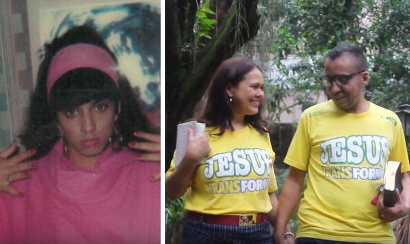 Sérgio Luiz teve a vida transformada e hoje é missionário pela Igreja Batista. (Foto: Reprodução/Missões Nacionais)