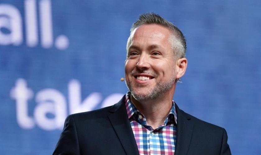 Pastor J D Greear é presidente da Convenção Batista do Sul nos EUA. (Foto: Kathleen Murray)