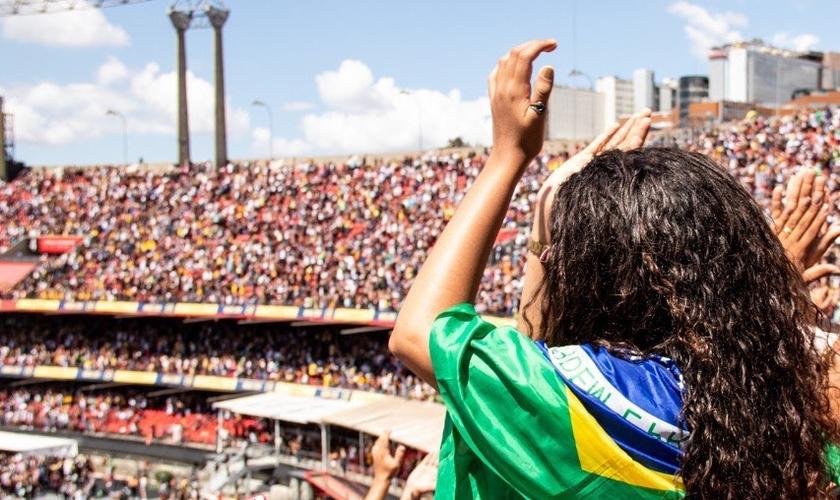 O The Send Brasil Online será transmitido no dia 25 de abril à partir das 12h. (Foto: The Send Brasil)