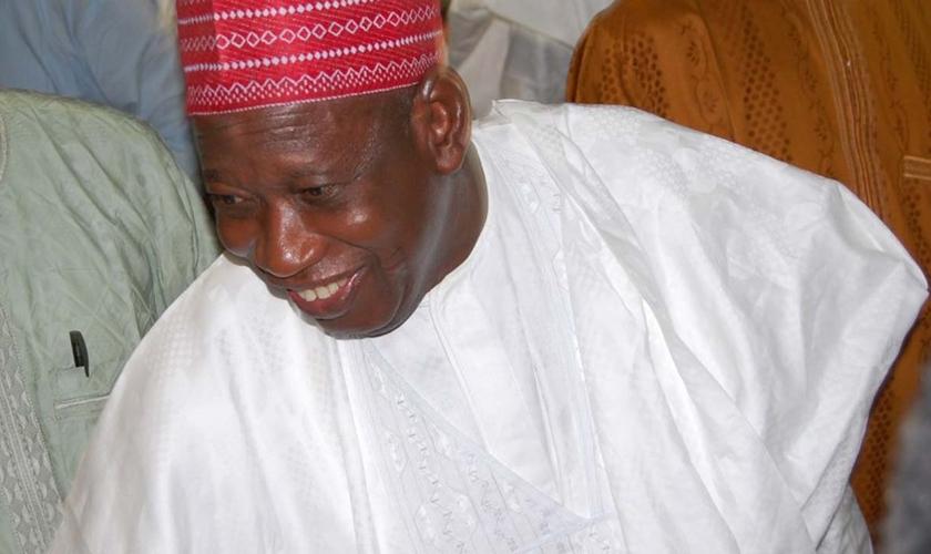 O governador do estado de Kano, Abdullahi Ganduje. (Foto: Reprodução/The Guardian)