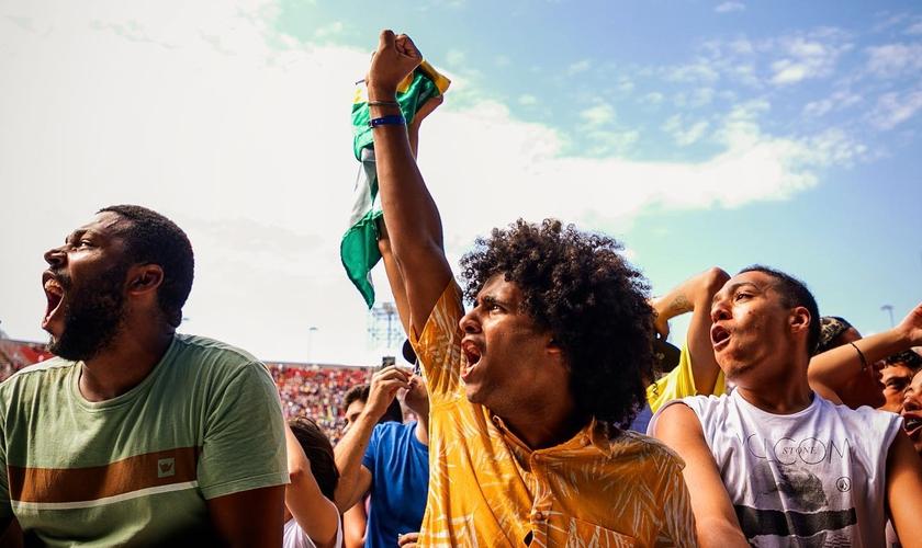 O The Send Brasil online resultou em 6.500 salvações. (Foto: Divulgação)