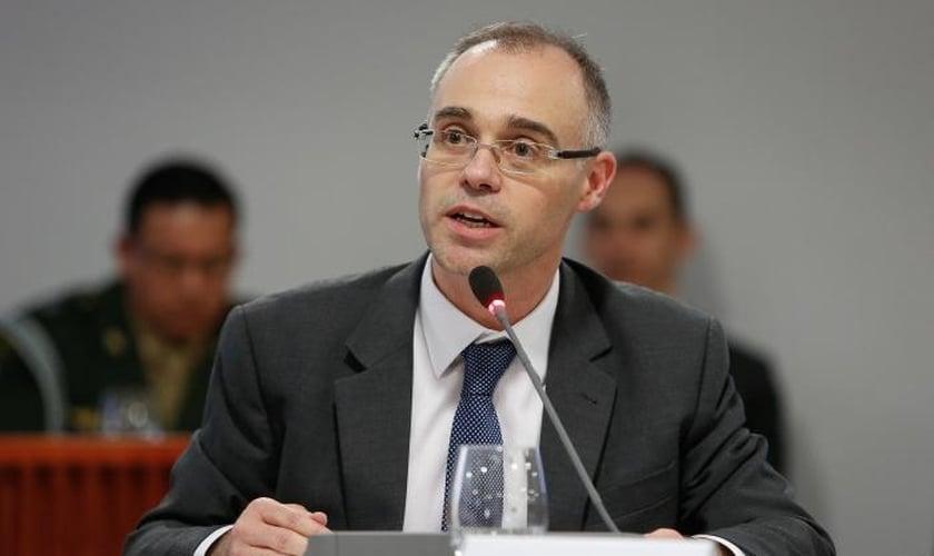 André Mendonça é formado em Direito pela UNB, tem doutorado em Estado de direito e governança global e mestrado em estratégias anti-corrupção. (Foto: Isac Nóbrega / Presidência da República / Divulgação)