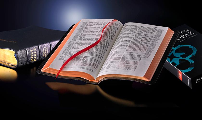 Bíblias editadas pela Cambridge. (Foto: Reprodução/Cambridge University Press)