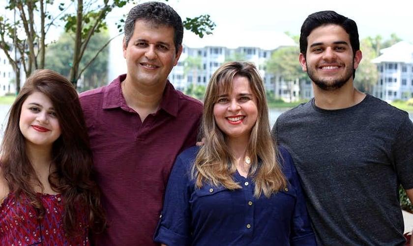 Ronaldo Lidório é missionário e atualmente exerce seu ministério no Amazonas. (Foto: Divulgação)