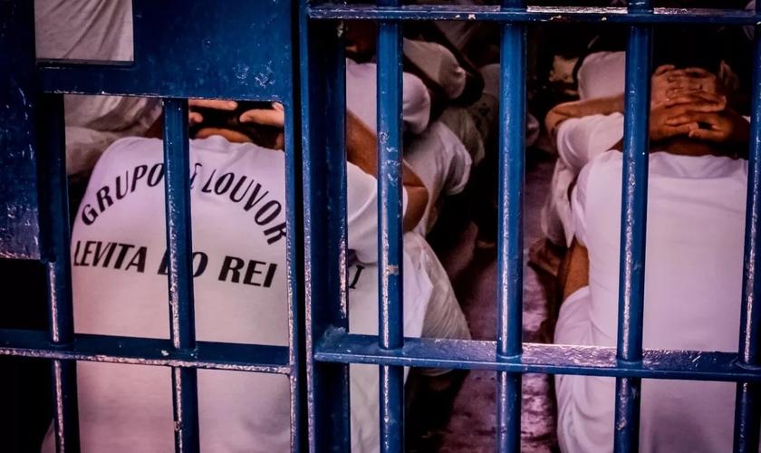 Penitenciária Central do Estado (PCE) em MT. (Foto: Secom/MT)