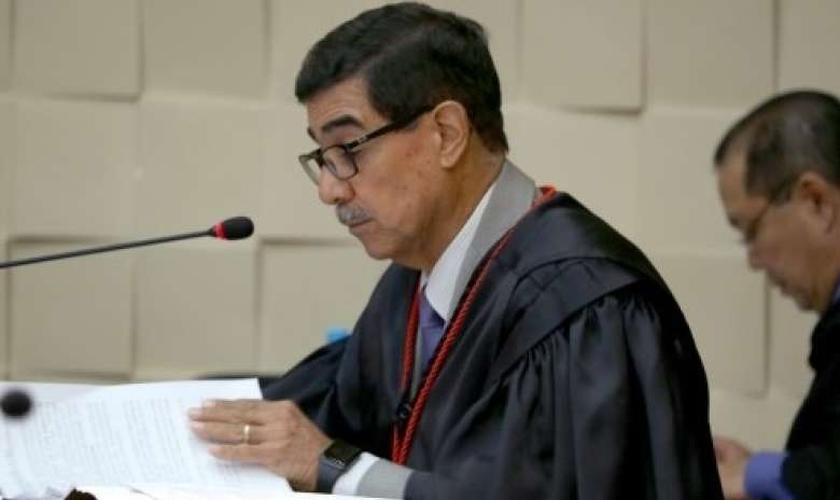 Desembargador Luiz Gonzaga Marques, do Tribunal de Justiça de Mato Grosso do Sul. (Foto: TJMS)