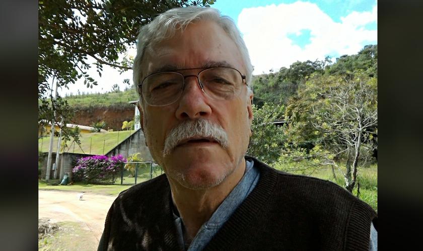 Pastor Ubirajara Crespo, um ícone do meio evangélico. (Foto: Reprodução/Facebook)