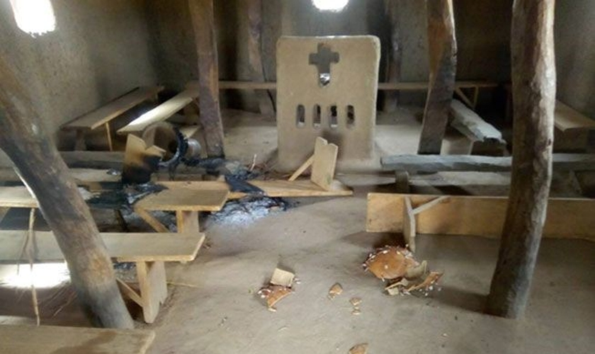 Extremistas praticam jihad contra cristãos no norte e no centro do Mali desde 2016. (Foto: Reprodução/Barnabas Fund)