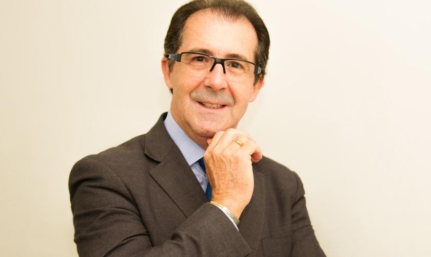 Pr. Silmar Coelho. (Foto: Leninha Gonçalves/Silmar Coelho)