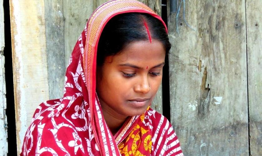 A cristã Shilpi e a filha Supria foram atacadas enquanto dormiam em uma aldeia em Bangladesh. (Foto representativa: Portas Abertas)