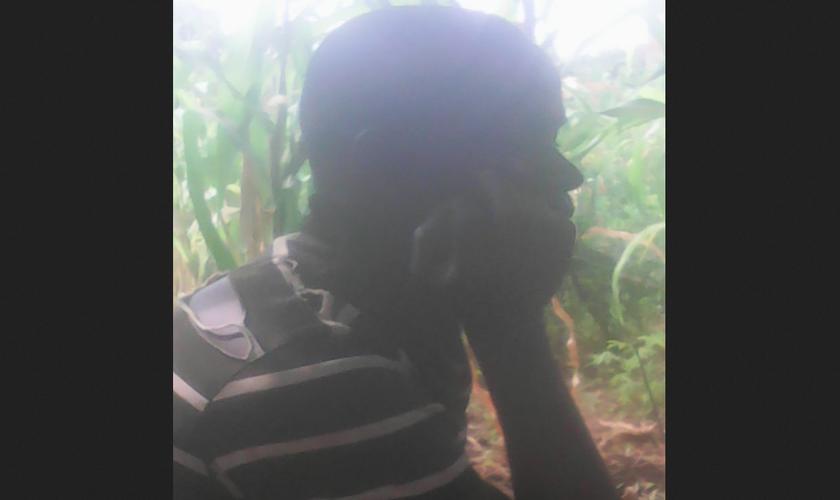 O ex-muçulmano Mbulakyaalo Badawuyi. (Foto: Reprodução / Morning Star News)