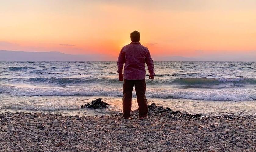 O pastor Joel Engel encoraja aqueles que estão preocupados com o futuro. (Foto: Joel Engel)