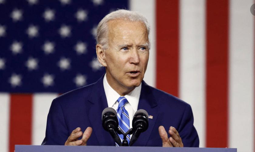 "Joe Biden espera conseguir ""gerar um milhão de novos eleitores muçulmanos"" ao ensinar sobre o islamismo nas escolas públicas. (Foto: YemeniAmerican)"